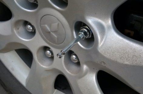Лист железа, шпилька, замок — и никто не увезет ваш автомобиль