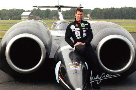 Thrust SSC: самый быстрый автомобиль в мире пока не побежден