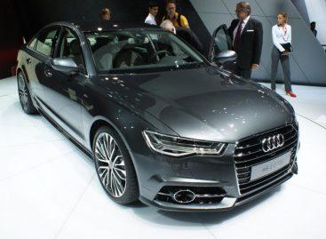 Audi A6 станет более мощной и современной