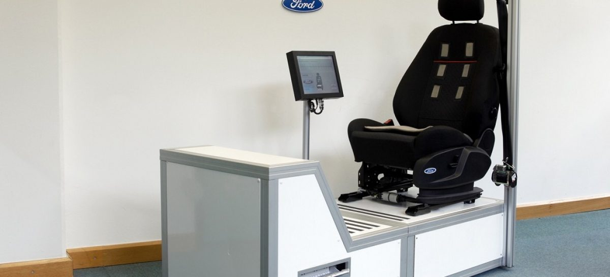 Автокресла Ford будут регистрировать сердечный приступ и вызывать службу спасения