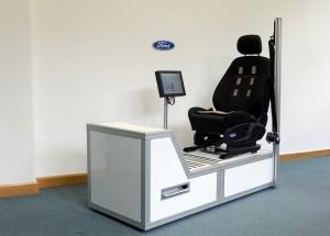 Автомобильные кресла Ford, регистрирующий сердечный ритм