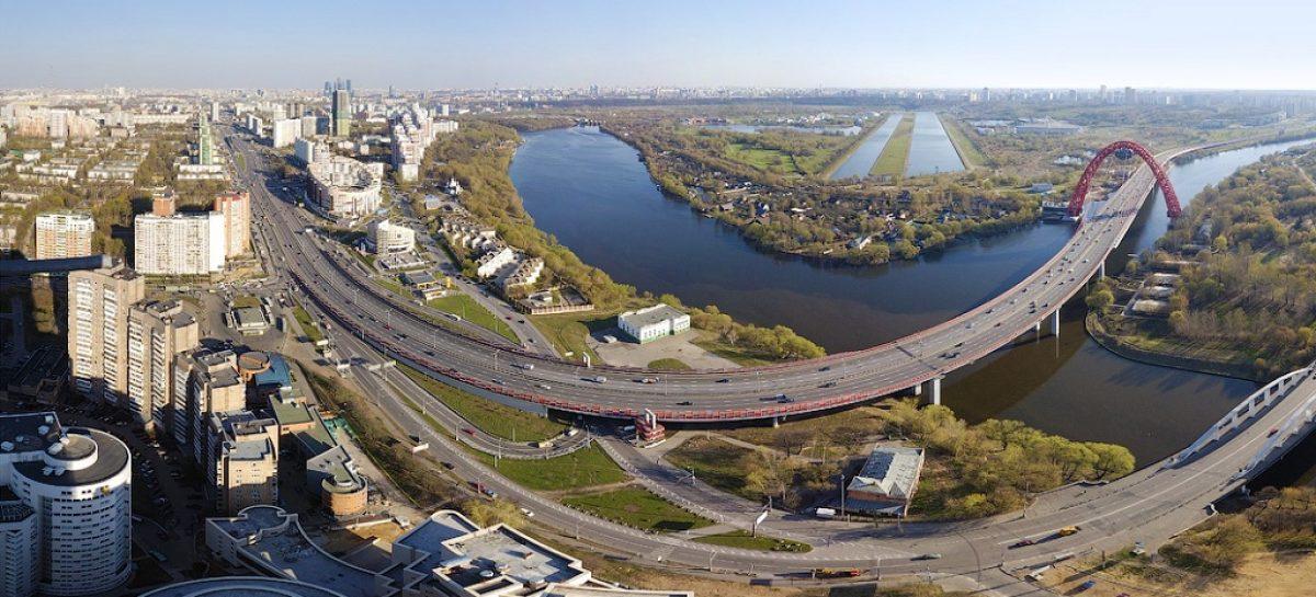 В Хорошево-Мневники построят два автомобильных моста для переезда парламентариев