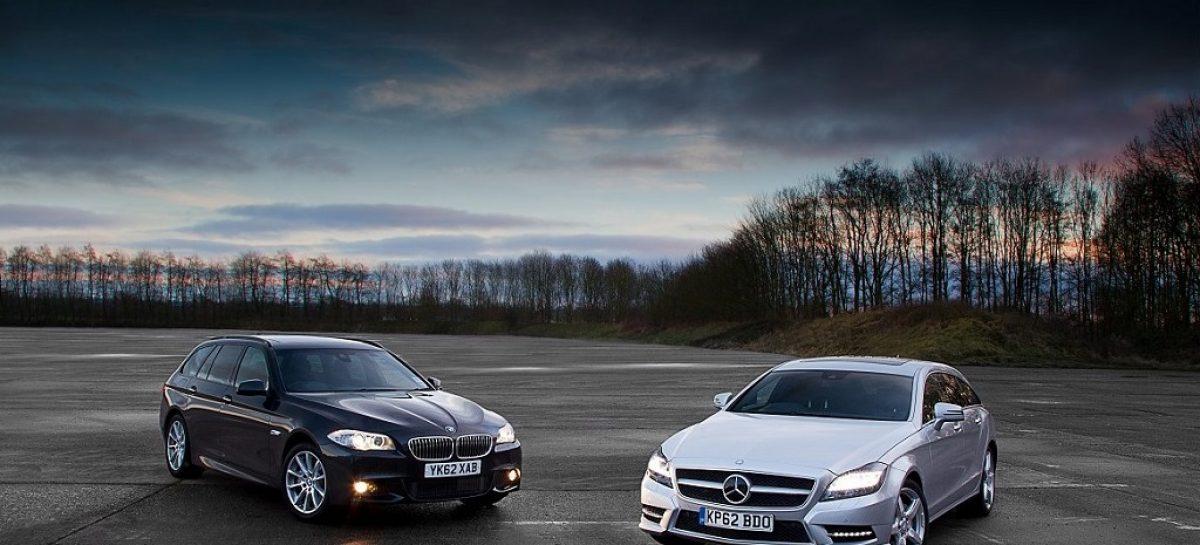 Mercedes и BMW стараются сделать жизнь автовладельца проще