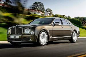 Bentley Mulsanne 2015