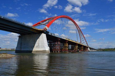 Третий мост через Обь в Новосибирске позволяет объехать пробки