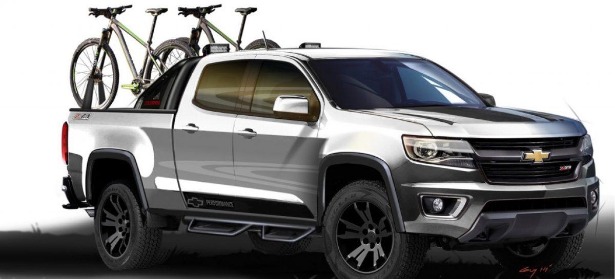 Chevrolet выпустил новый концепт для путешественников – Colorado Sport Concept