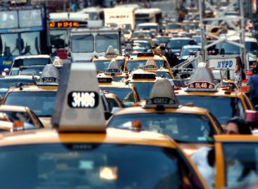 Нью-Йорк лидирует по количеству автомобилей: на 1000 жителей их приходится 910