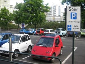 Электромобили в Осло