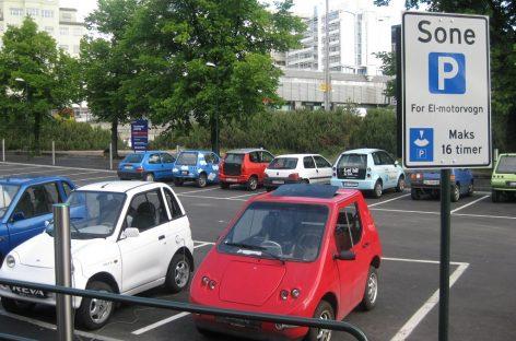 Новергия упраздняет льготы для владельцев электромобилей