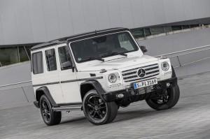 Mercedes-Benz Edition 35 G-class