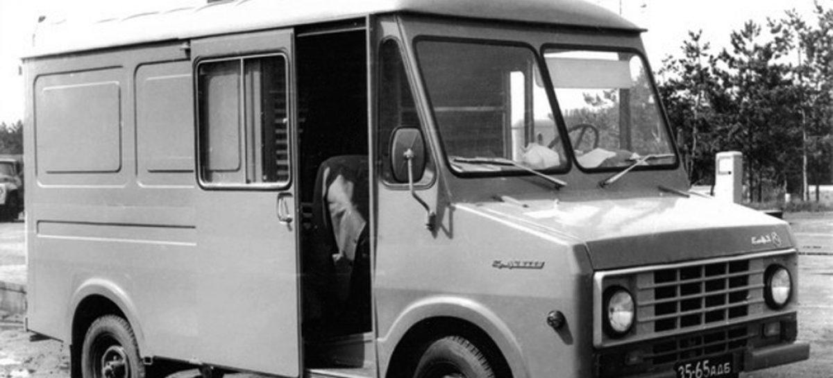 ЕрАЗ-3730 – модель, с которой армянский автозавод мучился всю жизнь