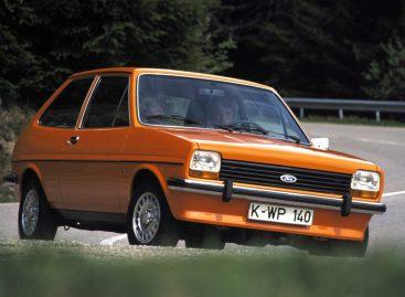 250-миллионным автомобилем Ford стал Ford Fiesta