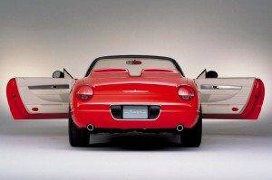 Ford Thunderbird Sports Roadster concept