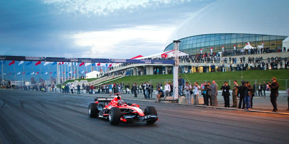 Формула-1 в России