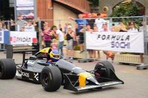 Формула-1 в Сочи. Гран-при России