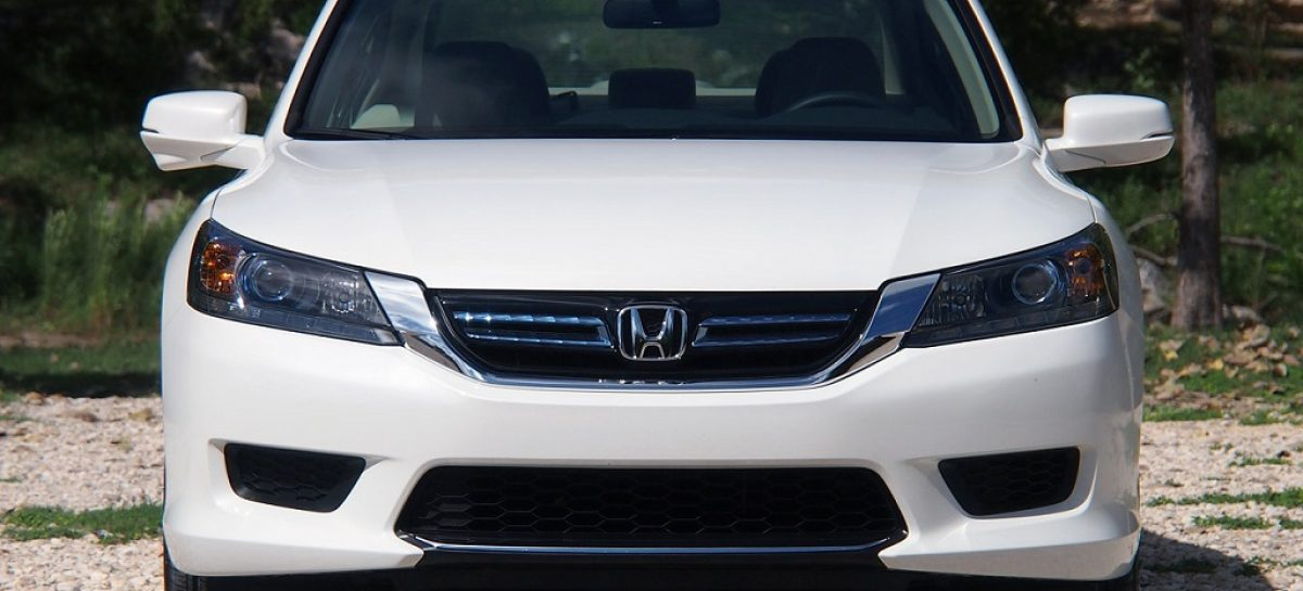 Honda Accord Европе больше не нужна