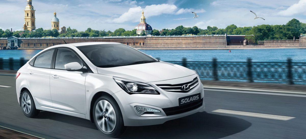 Hyundai – это Solaris