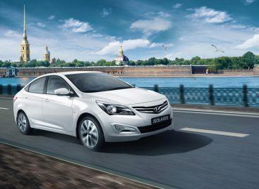 Новые спецпредложения Hyundai