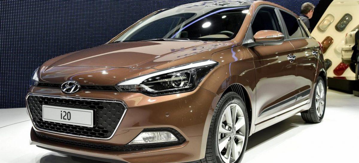 Hyundai i20 может выйти в кузове универсал