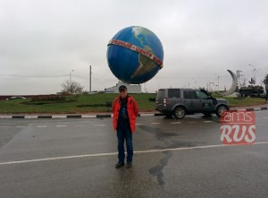 Сан Саныч Пикуленко в Чечне