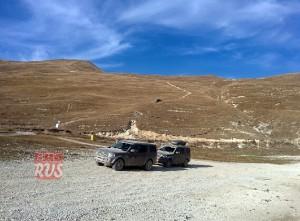 Автопутешествие по горам Чечни