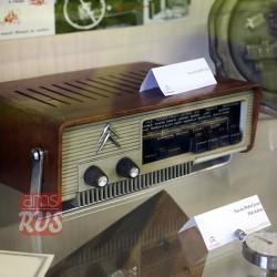 Радиоприемник Citroen