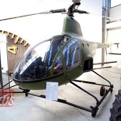 Вертолет Citroen 1971 года