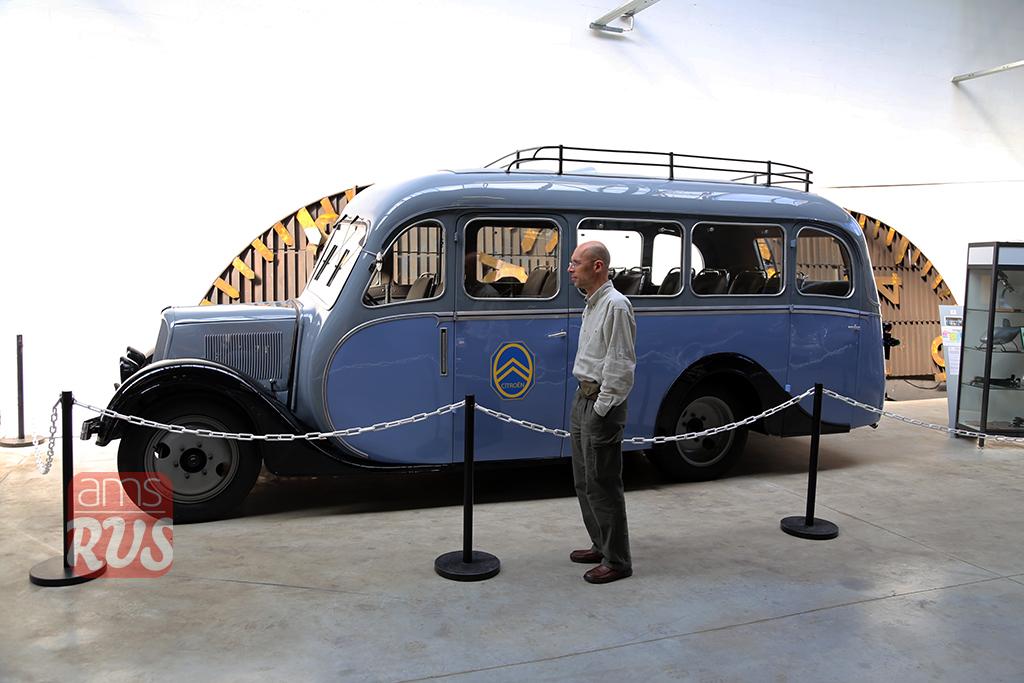 Автобус U23 1947 года выпуска