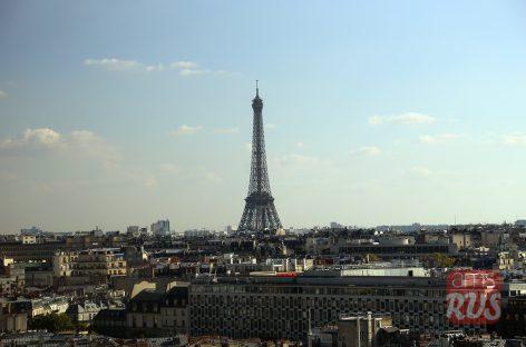 Мода Парижа не похожа на нашу — и автомобили там тоже другие