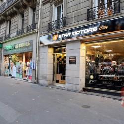 Париж. Салон Star Motors
