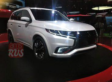 Новый облик будущих Mitsubishi