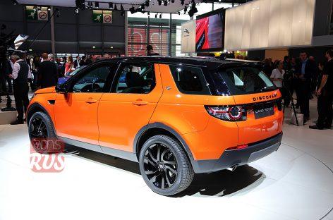 В номинации Вранье года на Парижском автосалоне победил Land Rover