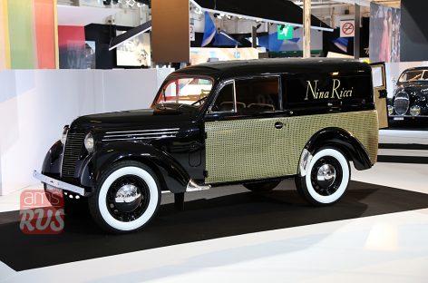 Парижский автосалон 2014: машины, формировавшие моду и стиль в XX веке