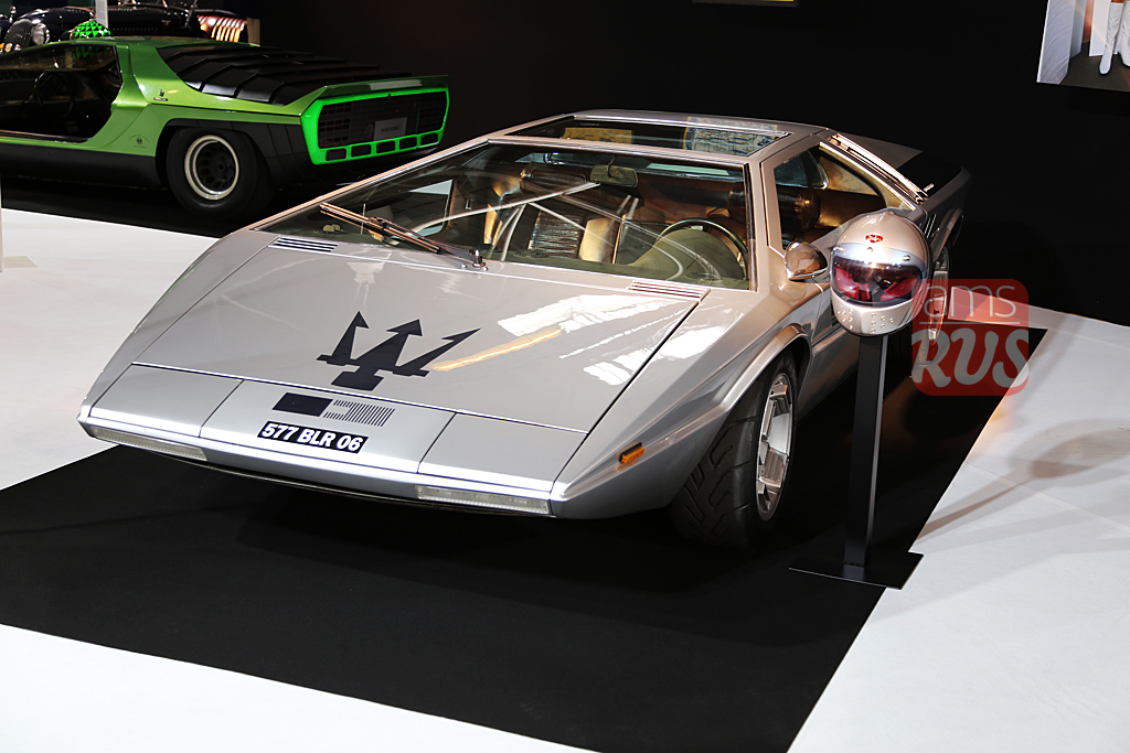 Maserati Boomerang 1971