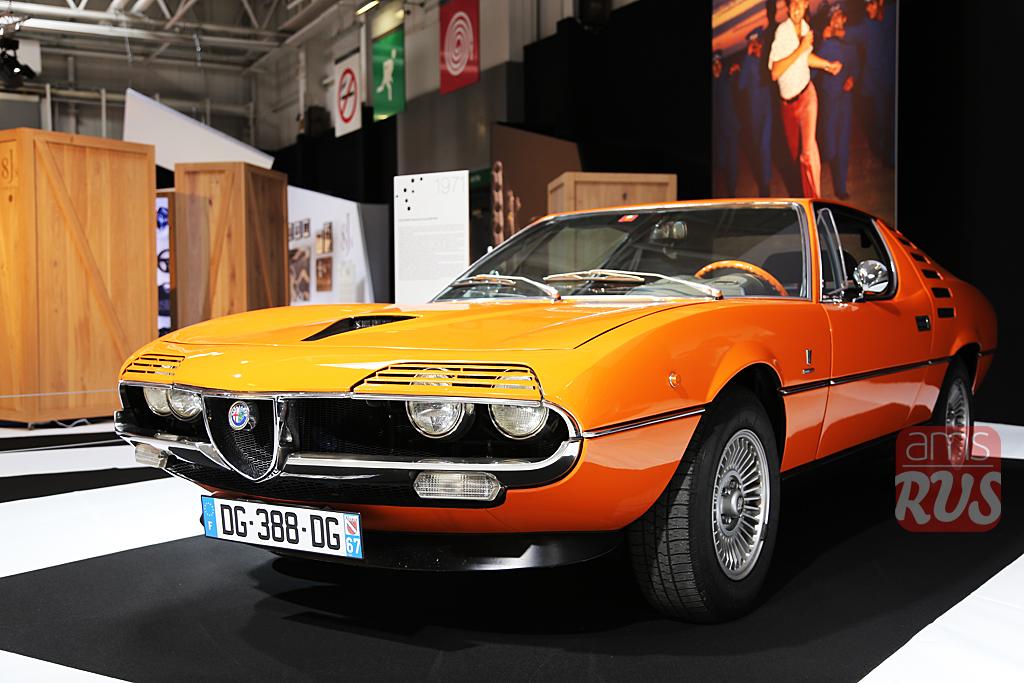 Alfa-Romeo Montreal Coupe 1971 года