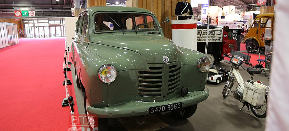 Renault Colorale 4×4 — автомобиль для колонистов и крестьян