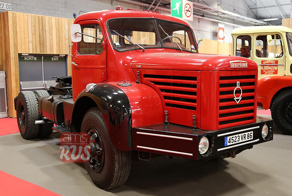 Berliet TLM