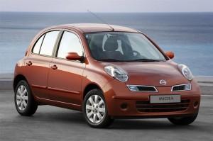 Индийский Nissan Micra 2010