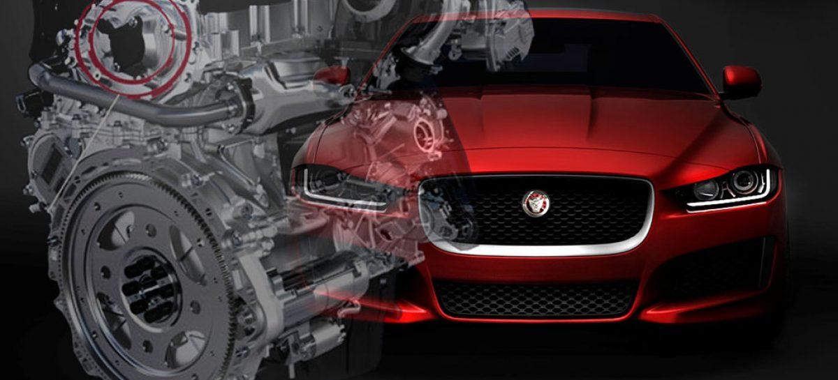 Двигатель Ingenium от Jaguar — мотор будущего