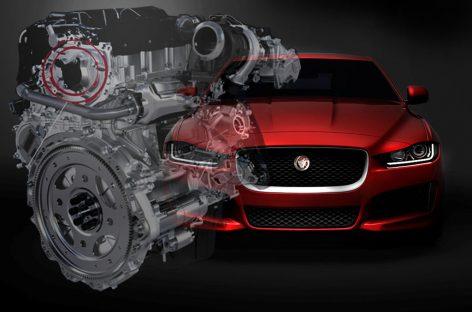 Двигатель Ingenium от Jaguar – мотор будущего