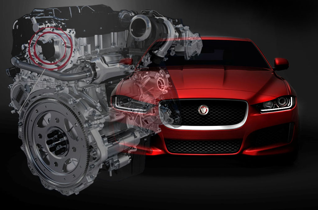 Jaguar Ingenium