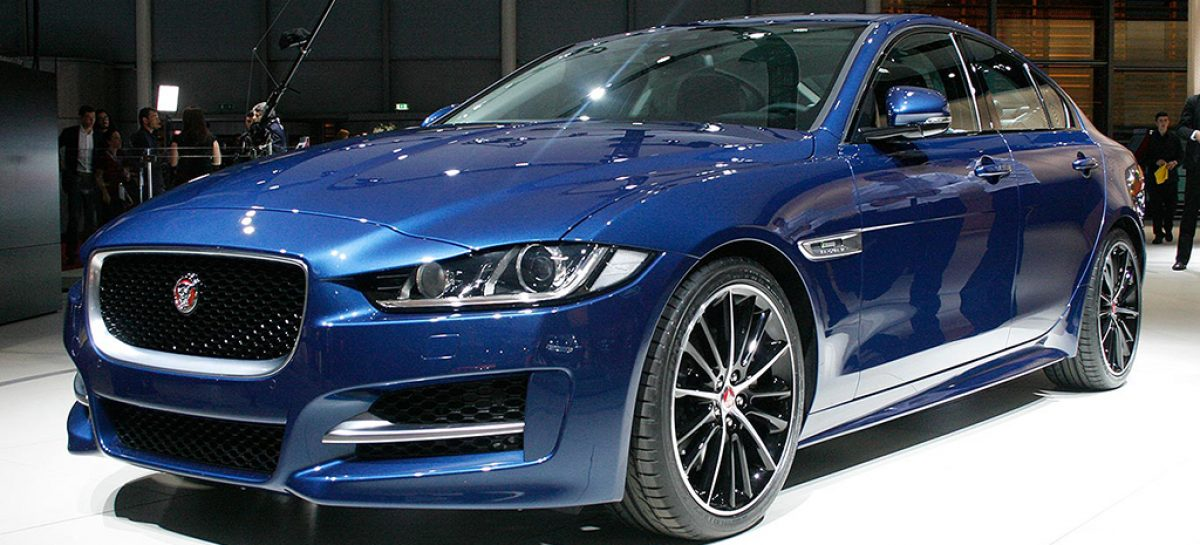 Jaguar получит новый двигатель