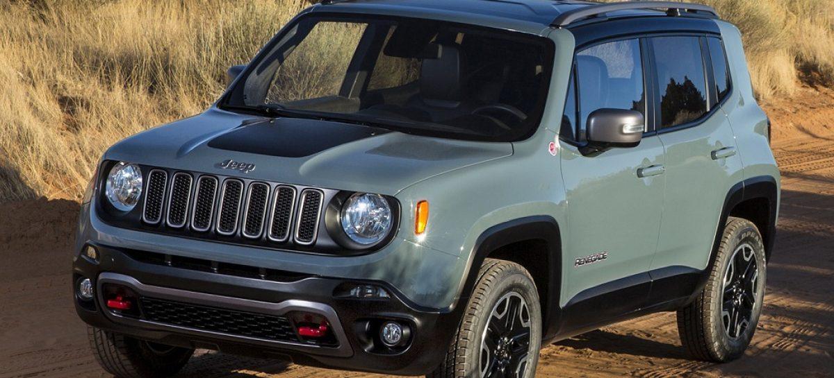 Jeep Renegade – название с отрицательной нагрузкой, но машина хорошая