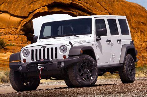 Цельноалюминиевый  Jeep Wrangler влетит Chrysler Group в копеечку
