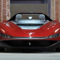 Концепт Pininfarina-Ferrari Sergio