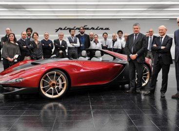Освободившись от FIAT, Ferrari отметила это выпуском суперкара Ferrari Pininfarina Sergio