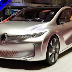 Концепткар Renault Eolab