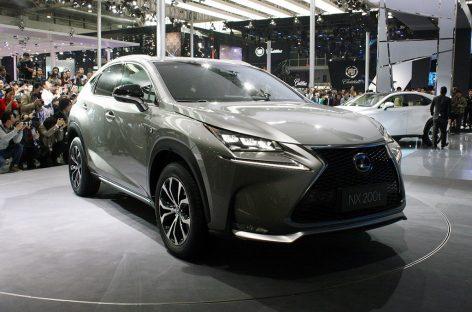 Lexus NX 200 и Volvo XC60 – конкуренты или все-таки нет?