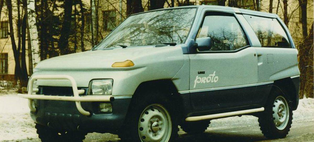 ЛуАЗ-1301 – еще один хороший автомобиль, не добравшийся до производства