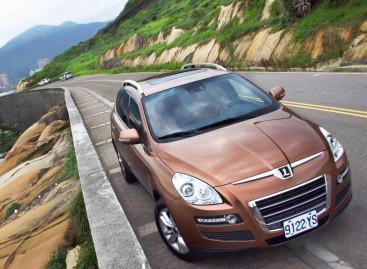 Китайский Luxgen так и не оправился от перевода производства в Черкасск
